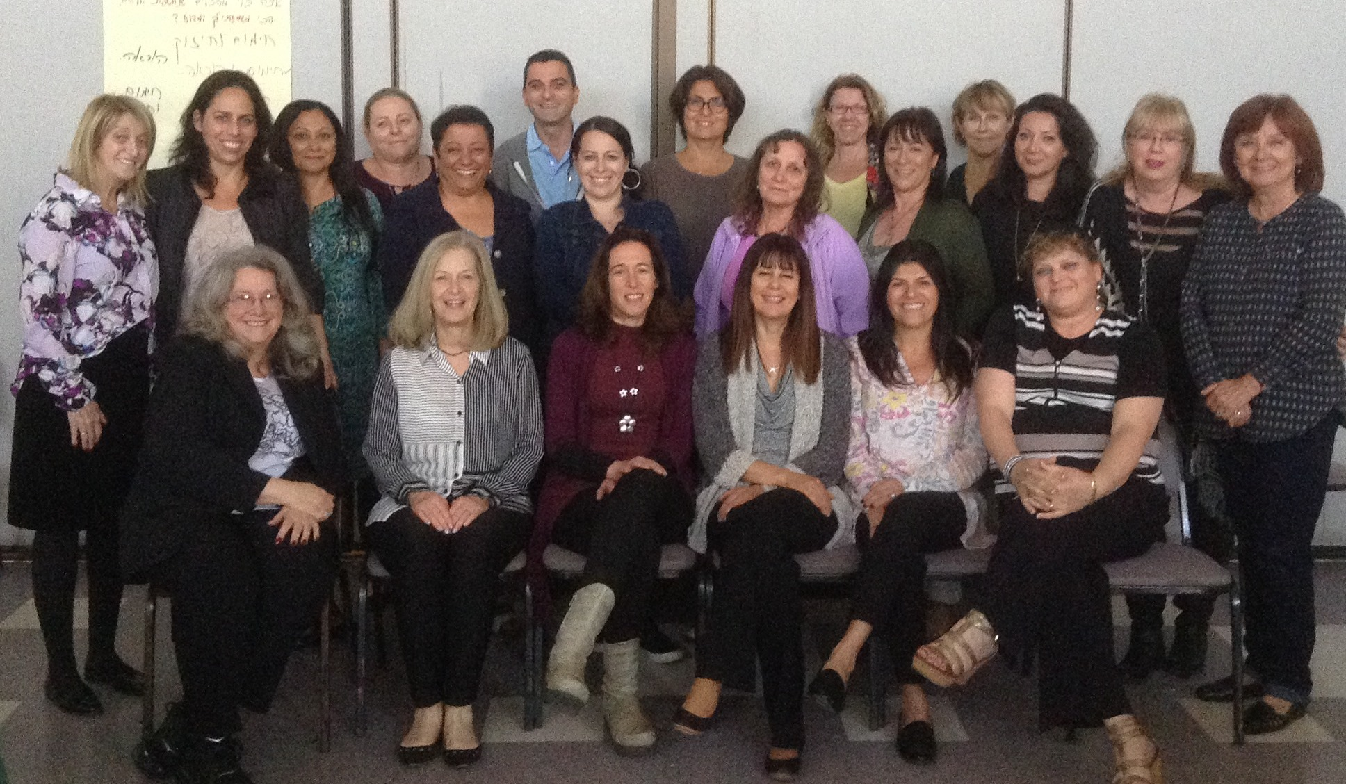 Cohort 2 of the Hebrew Language Proficiency Projects