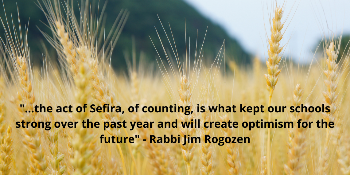 Wheat fields for Counting the Omer