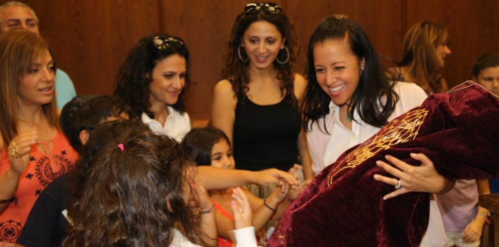 Danielle Kassin, Religious School Director, BJE-Affiliated Sinai Temple Religious School