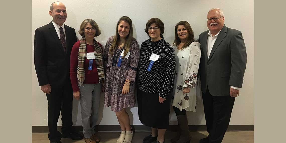 The 37th Annual BJE Bebe Feuerstein Simon Early Childhood Institute convened at Adat Ari El on Monday, March 12th, 2018