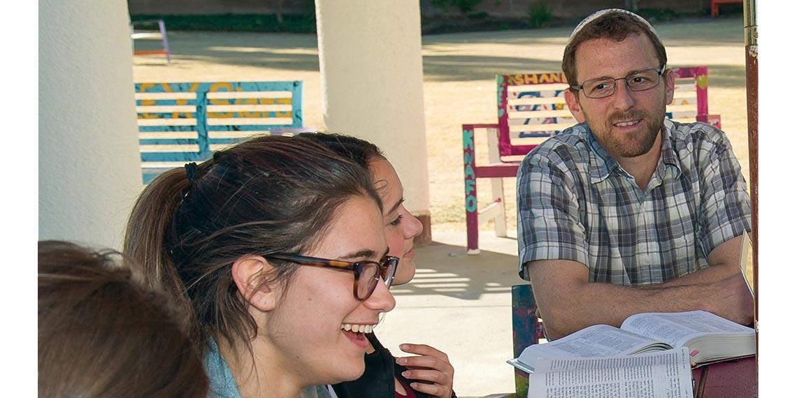Yonatan Rosner, DeToledo, Judaic Studies faculty