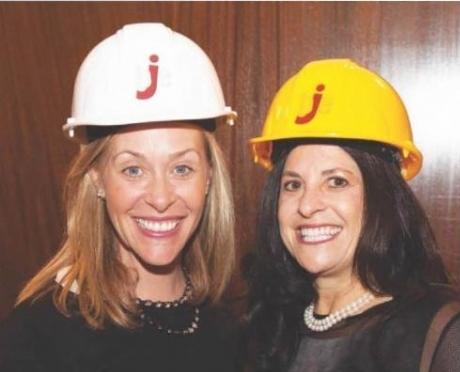 Builders Liz Rosman Schwartz and Marci Spitzer