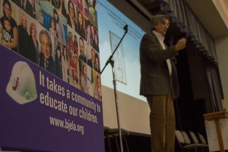 Dr. Pat Levitt, Keynote speaker