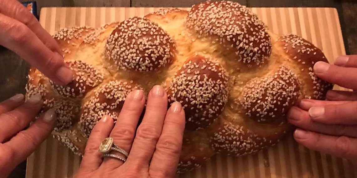 Challah for Shabbat 2019