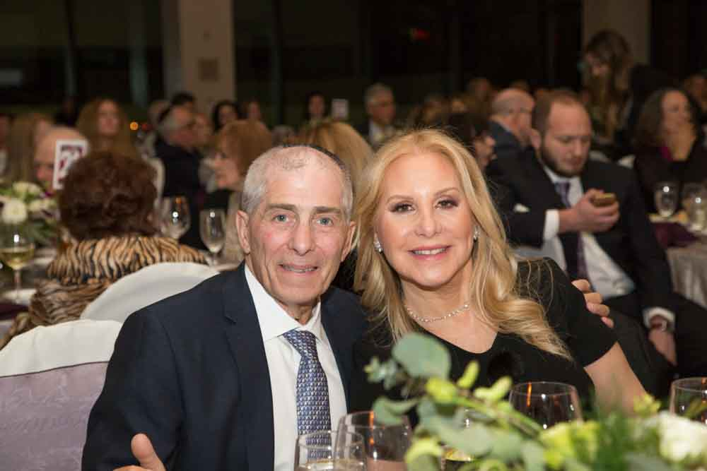 Barry Schwartz and Esther Cohen