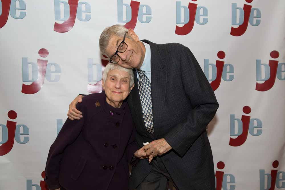 Ellen L. and Marty Jacobs