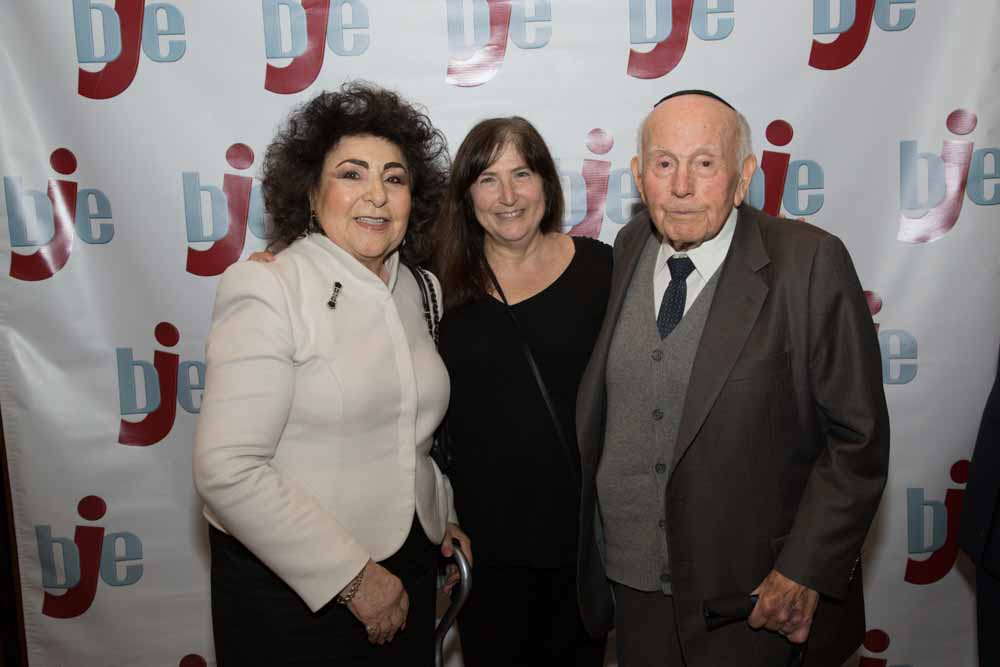 Ida and Jose Liberman and Caryl Bass