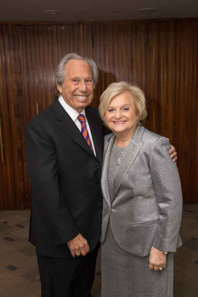 Jean and Dr. Jerry Friedman - 2018 Honorees