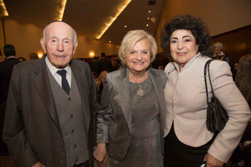 Jean Friedman and the Libermans
