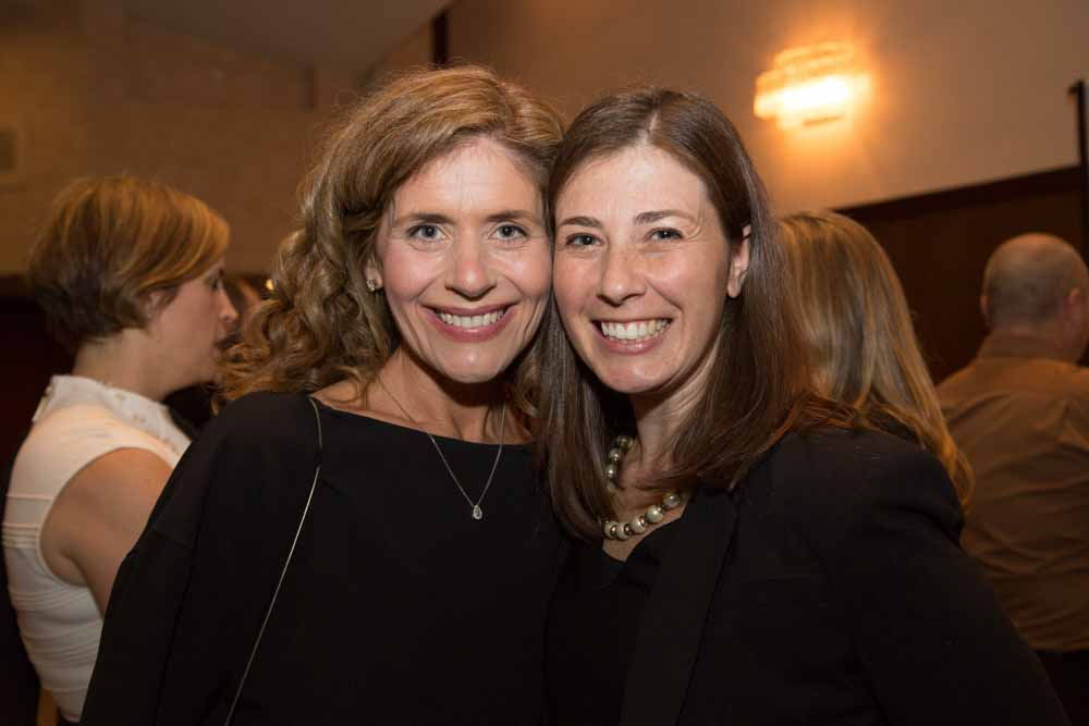 Jennifer Elad and Erica Rothblum