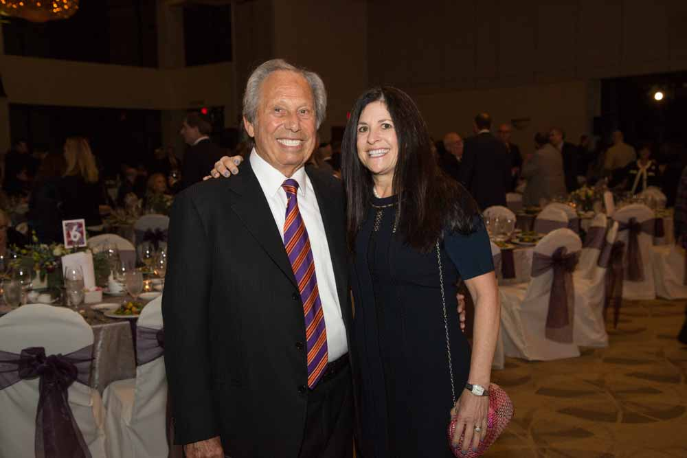 Jerry Friedman and Marci Spitzer
