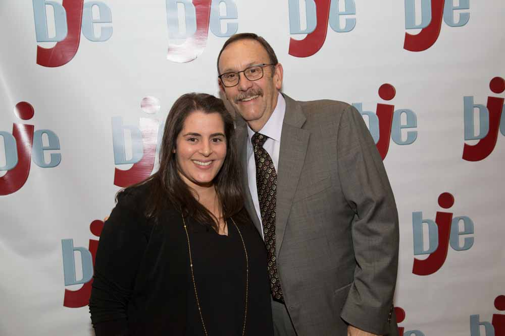 Maya Aharon and Dr. Alan Spiwak