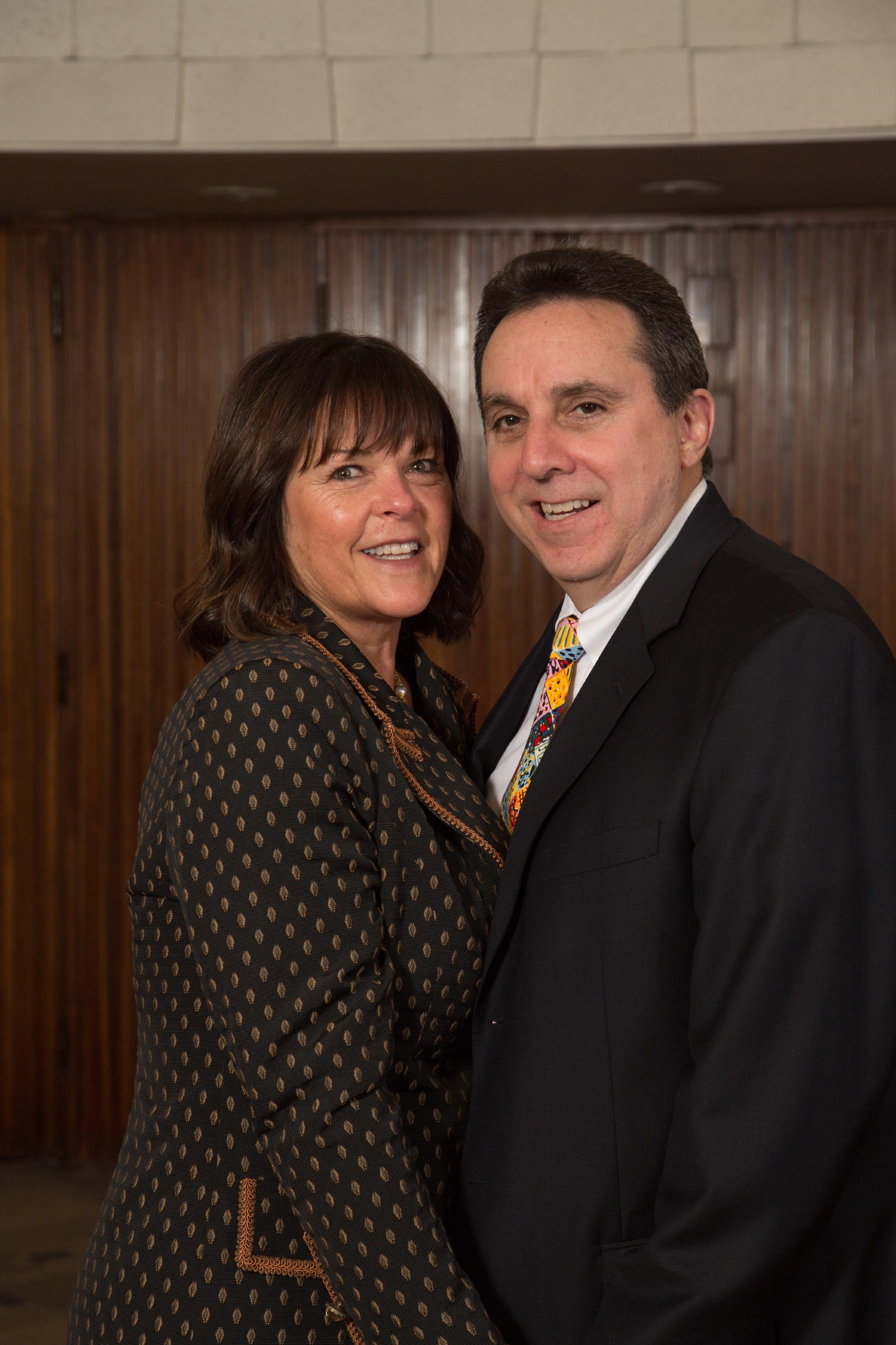 Cheryl and Bill Davidson