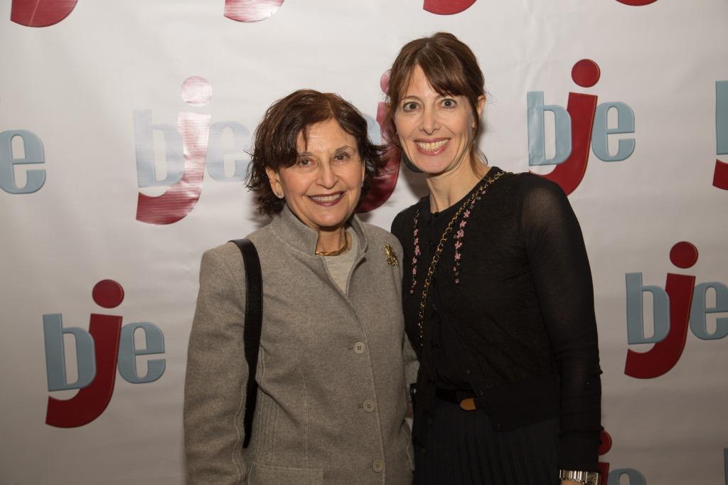 Sheilah Miller and Sarah Lipton
