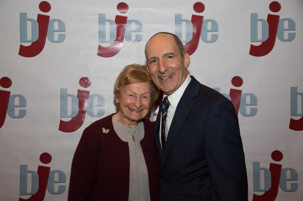 Eva Perlman and Dr. Gil Graff