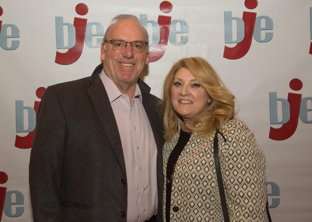 Jay Schulman and BJE FRD Chair Nancy Schulman