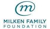 Milken Family Foundation logo