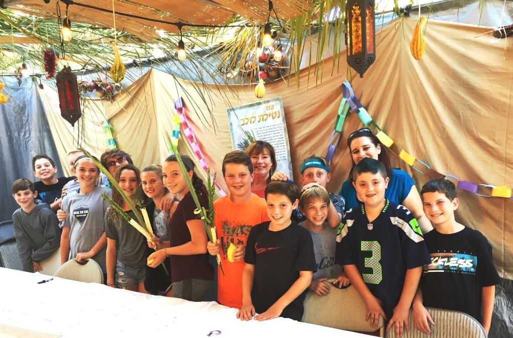 Valley Outreach Synagogue Sukkot